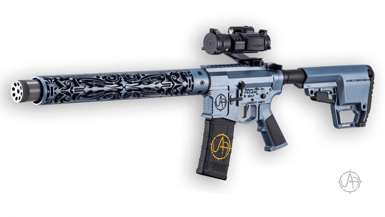 Custom Amity Rifle